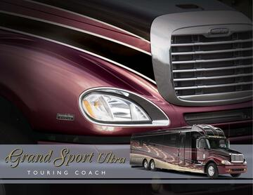 2012 Dynamax Grand Sport Ultra Brochure