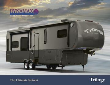 2012 Dynamax Trilogy Brochure