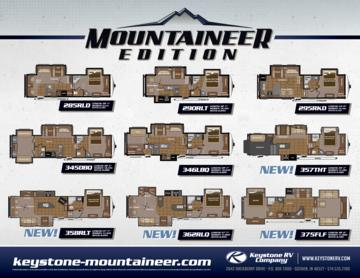 2012 Keystone RV Mountaineer Edition Brochure