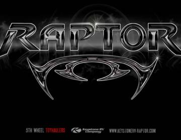 2012 Keystone RV Raptor Brochure