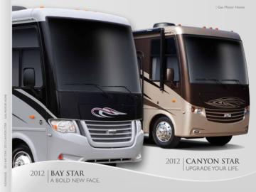 2012 Newmar Canyon Star Brochure