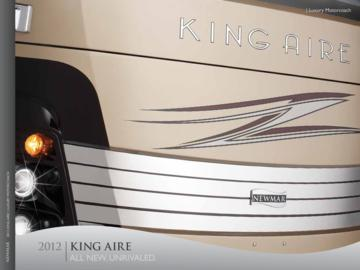 2012 Newmar King Aire Brochure