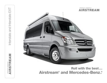 2013 Airstream Interstate 3500 Brochure