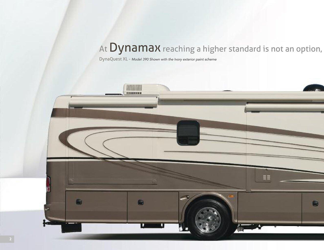2013 Dynamax Dynaquest Xl Brochure   Download RV brochures