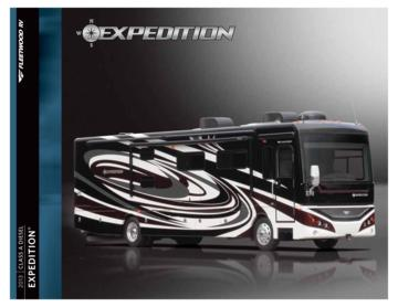 2013 Fleetwood Expedition Brochure