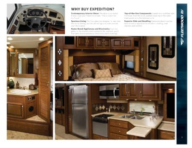 2013 Fleetwood Expedition Brochure page 3