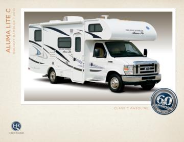 2013 Holiday Rambler Aluma Lite Brochure
