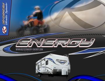 2013 Keystone RV Energy Brochure