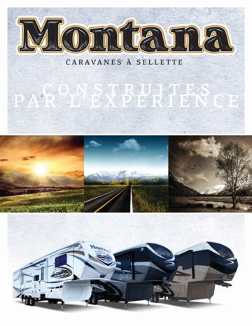 2013 Keystone Rv Montana French Brochure