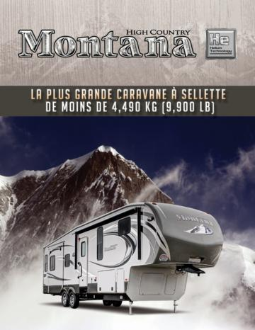 2013 Keystone Rv Montana High Country French Brochure