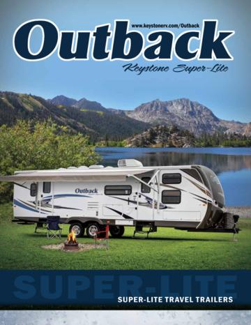 2013 Keystone Rv Outback Brochure