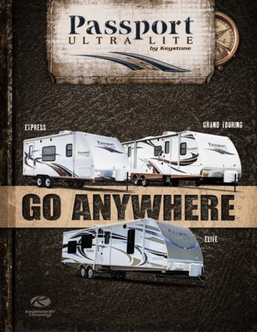2013 Keystone Rv Passport Brochure