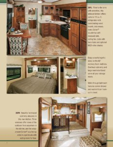 2013 KZ RV Stoneridge Brochure page 4