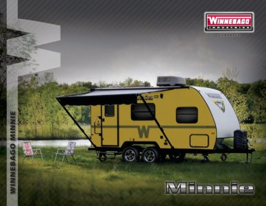 2013 Winnebago Minnie Brochure page 1