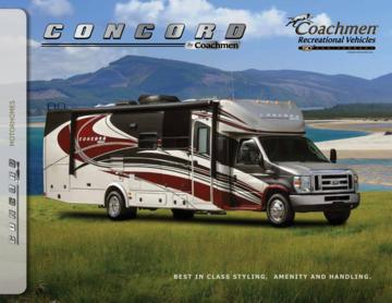 2014 Coachmen Concord Brochure