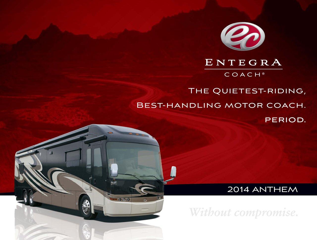 2014 entegra coach anthem brochure