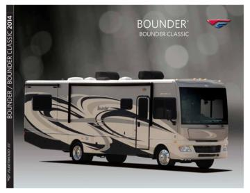 2014 Fleetwood Bounder Classic Brochure