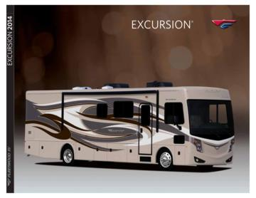 2014 Fleetwood Excursion Brochure