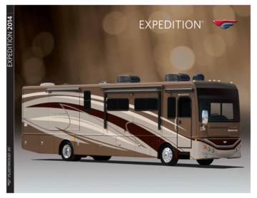 2014 Fleetwood Expedition Brochure