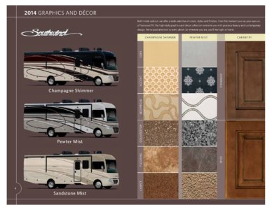 2014 Fleetwood Southwind Brochure page 4