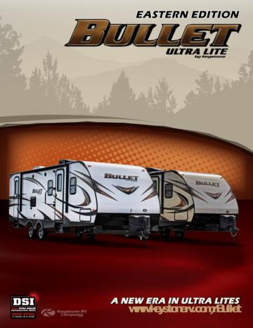 2014 Keystone Rv Bullet Eastern Edition Brochure