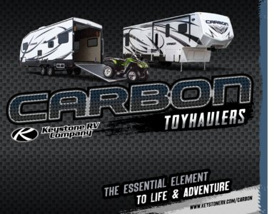 2014 Keystone Rv Carbon Brochure page 1