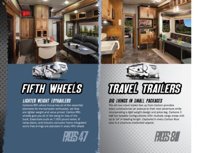 2014 Keystone Rv Carbon Brochure page 3