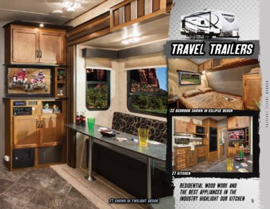 2014 Keystone Rv Carbon Brochure page 9
