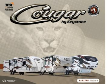 2014 Keystone Rv Cougar Eastern Edition Brochure