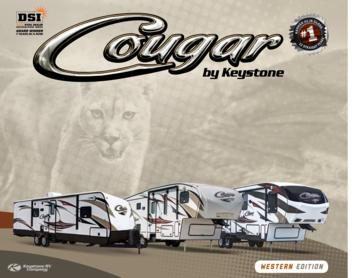 2014 Keystone Rv Cougar Western Edition Brochure