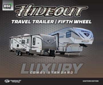 2014 Keystone Rv Hideout Eastern Edition Brochure
