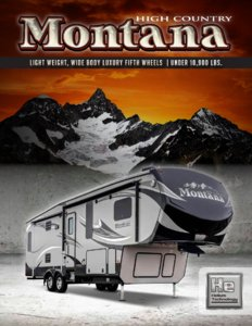 2014 Keystone Rv Montana High Country Brochure page 1