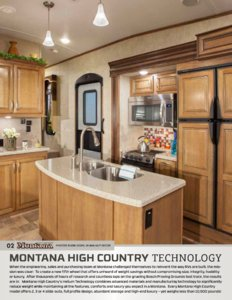 2014 Keystone Rv Montana High Country Brochure page 2