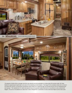 2014 Keystone Rv Montana High Country Brochure page 4