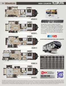 2014 Keystone Rv Montana High Country Brochure page 10
