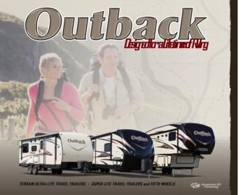 2014 Keystone Rv Outback Brochure