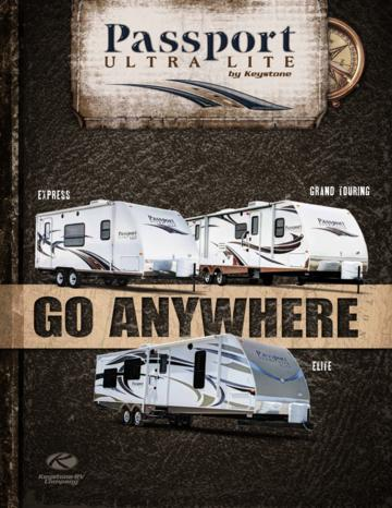2014 Keystone Rv Passport Brochure