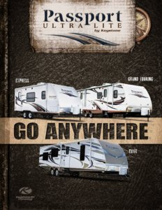 2014 Keystone Rv Passport Brochure page 1