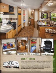 2014 Keystone Rv Passport Brochure page 5