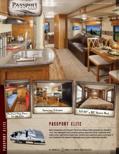 2014 Keystone Rv Passport Brochure page 6