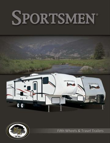 2014 KZ RV Sportsmen Brochure