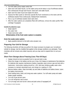 2015 ALP Truck Campers Owner's Manual page 30