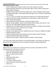 2015 ALP Truck Campers Owner's Manual page 33