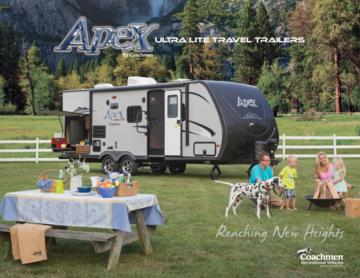 2015 Coachmen Apex Brochure