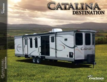 2015 Coachmen Catalina Destination Brochure