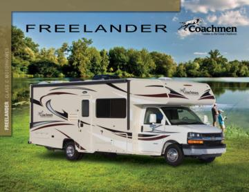 2015 Coachmen Freelander Brochure