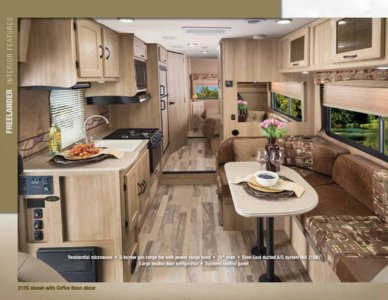 2015 Coachmen Freelander Brochure page 4