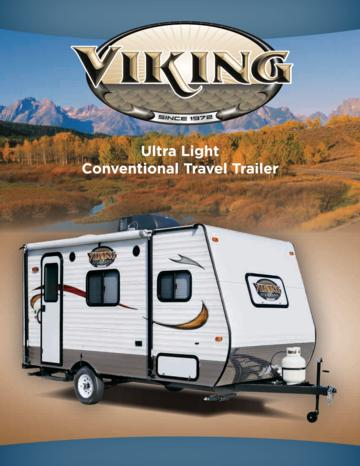 2015 Coachmen Viking Travel Trailer Brochure