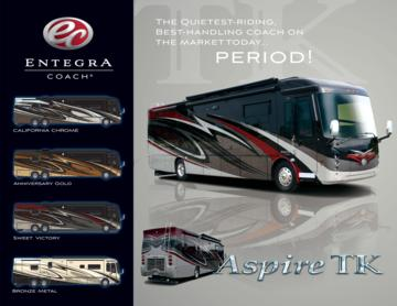 2015 Entegra Coach Aspire TK Brochure