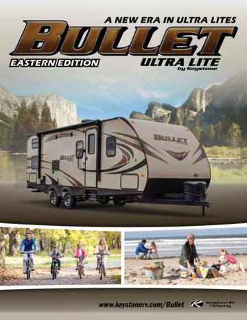 2015 Keystone Rv Bullet Eastern Edition Brochure